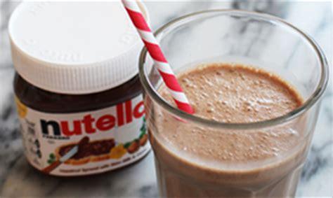 recette thermomix milkshake au nutella