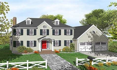 Colonial House Plans by Colonial 3 Story House Plans 2 Story Colonial House Floor