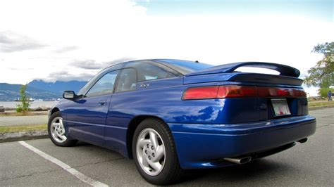 subaru svx blue what have you done to your svx or other subaru today