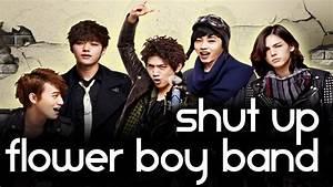 Shut Up Flower Boy Band 닥치고 꽃미남 밴드 - TOAD Korean Drama ...