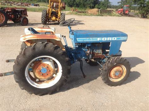 Ford Tractor Parts by 1710 Ford Tractor For Parts Call Or Email W What U Need