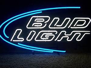 Bud Light Iconic Neon Sign NIB