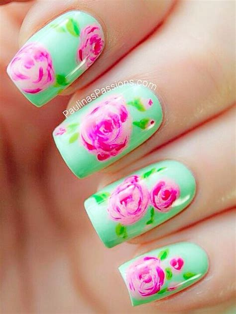 shabby chic nails 1000 ideas about shabby chic nails on pinterest chic nails chic nail art and nails