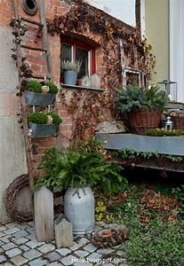 die besten 17 ideen zu weihnachtsdeko aussen auf pinterest With französischer balkon mit garten weihnachtsdekoration