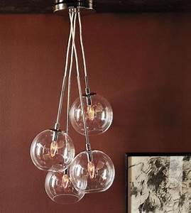 Lighting fixture globes : Gorgeous globe lighting ideas for interior decorating
