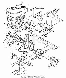26 Troy Bilt Tiller Parts Diagram