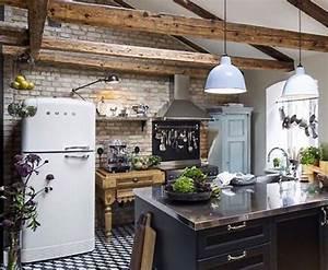 Pinterest Cuisine : arredamento scandinavo tante idee per una casa in stile ~ Carolinahurricanesstore.com Idées de Décoration