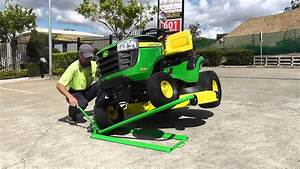 Free With Purchase Of John Deere D140    300kg Rhino