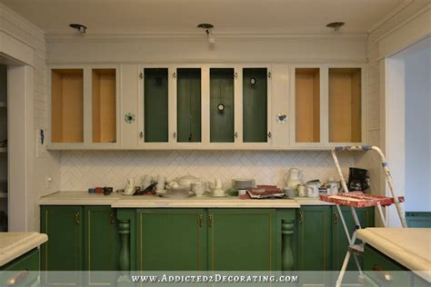 kitchen cabinet uppers they re not white my new kitchen cabinet 2832
