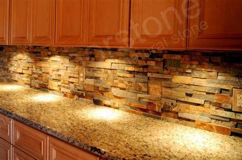 Stacked Stone Backsplash Ideas : Stacked Stone Backsplash Tile Sheets