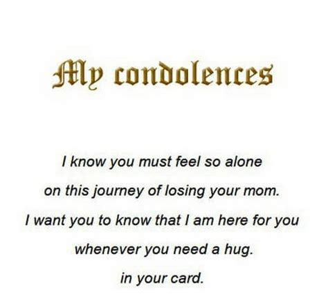 what to write in a sympathy card condolence card message sympathy quotes