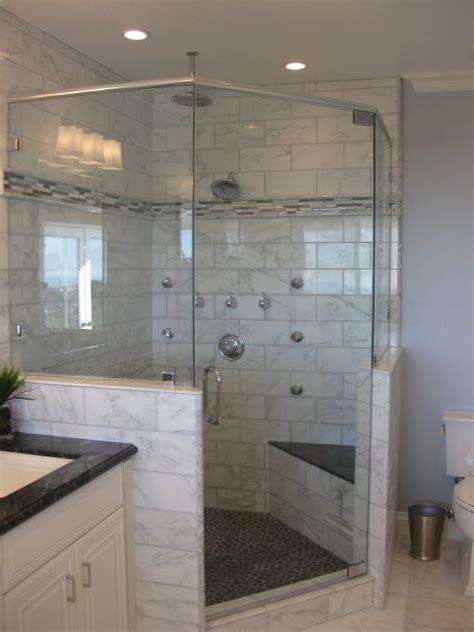 Spa Bathroom Showers by Spa Shower I Like The Rainfall Shower Coupled With