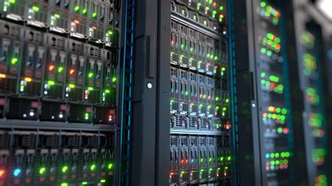 servers infrastructure information technology services
