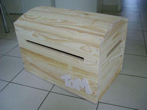 coffre 224 jouet en bois massif brut meubles et rangements par phil creation coffre 224 jouet