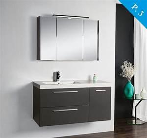Meuble Salle De Bain 30 Cm : meuble 90 cm salle de bain ~ Melissatoandfro.com Idées de Décoration