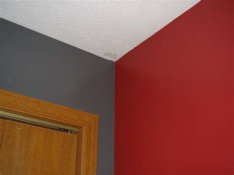 bedroom paint two different colors