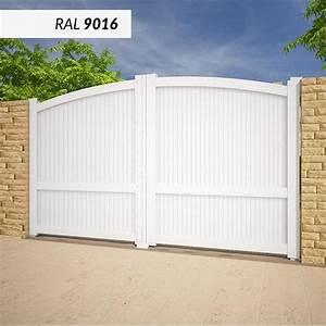 Portail 2 Battants : portail aluminium battant tous les fournisseurs de portail aluminium battant sont sur ~ Melissatoandfro.com Idées de Décoration
