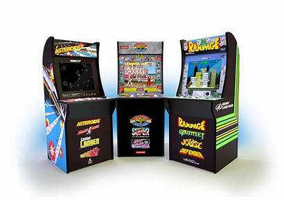 Arcade Arcade1up Classic 1up Machines Games Soon