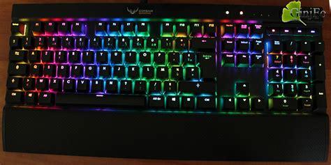 bureau corsair clavier corsair le des geeks et des gamers