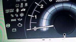 Honda Accord Dashboard Lights Meaning