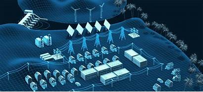 Energy Innovation Natural Grid Edison Future Animation