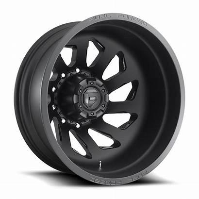 Wheels Dually Lug Fuel Rear Forged Rims