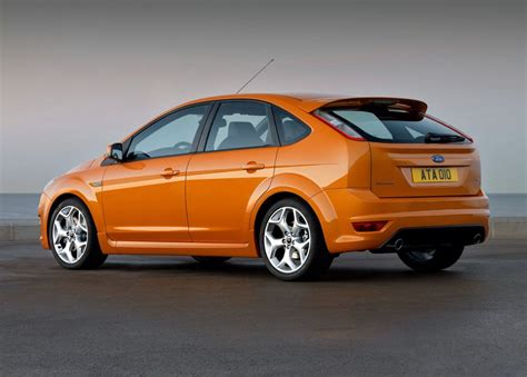 Ford St by Ford Focus St Mk2 Facelift Hatch