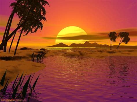 Deep Sunset Photography Examples Wallpaper Keren