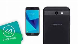 Samsung Galaxy J3 Prime - Especificaciones