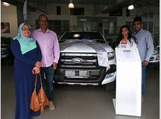 CMH Ford Umhlanga Deliveries June 2016