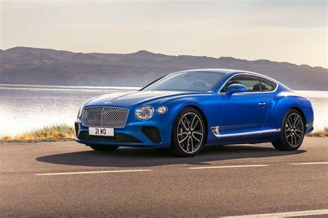 Gentleman's Express V20 2018 Bentley Continental Gt