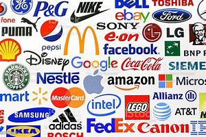Brands And Logos Stock Photo - Download Image Now