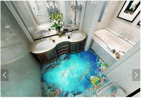 wallpaper customized  floor painting wall paper
