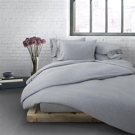 Covers Grey by Buy Calvin Klein Modern Cotton Duvet Cover Grey