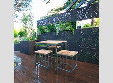 Aluminummetalstainless Steel Laser Cut Decorative Garden