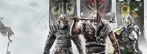 Nouveauté Xbox One : for honor 2 nouvelles saisons en approche avec un tas de ~ Carolinahurricanesstore.com Idées de Décoration