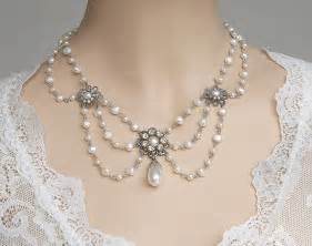 bridesmaid jewelry new fashion vintage bridal necklace trendy mods