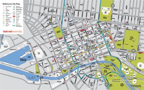 melbourne cbd map places  visit pinterest