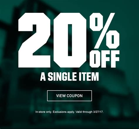 Dick's Sporting Goods: Hurry! Your 20% Off Coupon Expires ...