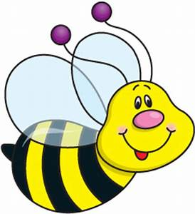Bee clipart 4 free bee clip art drawings and colorful ...