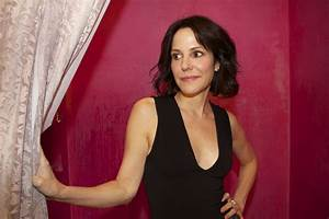 MARY-LOUISE PARKER for 4everblu Blog 10/14/2017 - HawtCelebs