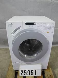 Miele Waschmaschine Schleudert Nicht : miele novotronic w1614 waschmaschine 25951 ebay ~ Buech-reservation.com Haus und Dekorationen