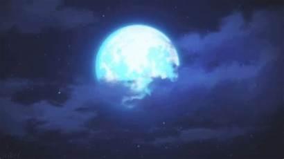 Moon Phases Dark Gifs Teenager Mitsuki Chocho