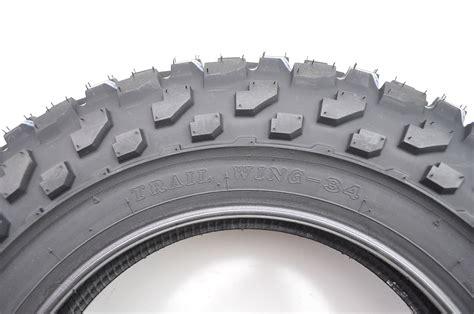 Bridgestone Tw31/tw34 Trail Wing Front & Rear Tire Set 130
