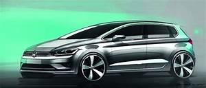 Golf Plus Tuning : vw golf sportsvan dynamischer nachfolger des golf plus ~ Jslefanu.com Haus und Dekorationen
