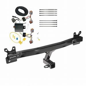 Trailer Tow Hitch For 08  Wiring Harness Kit