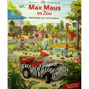 Maus Im Zimmer : max maus im zoo wimmelbuch ~ Indierocktalk.com Haus und Dekorationen