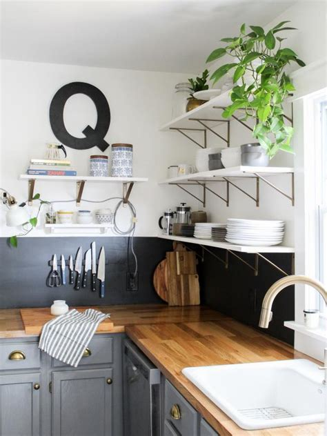 Kitchen Furniture Instead Of Cabinets by Kitchen Shelves Instead Of Cabinets Best Interior