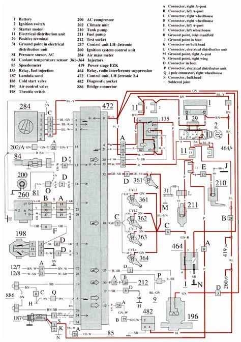 1989 Volvo 240 Wiring Diagram by Wrg 8679 Volvo 240 Ignition Wiring Diagram
