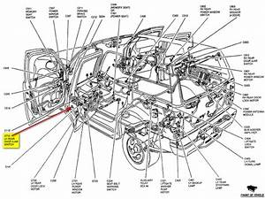 1997 Lincoln Town Car Ke Line Diagram